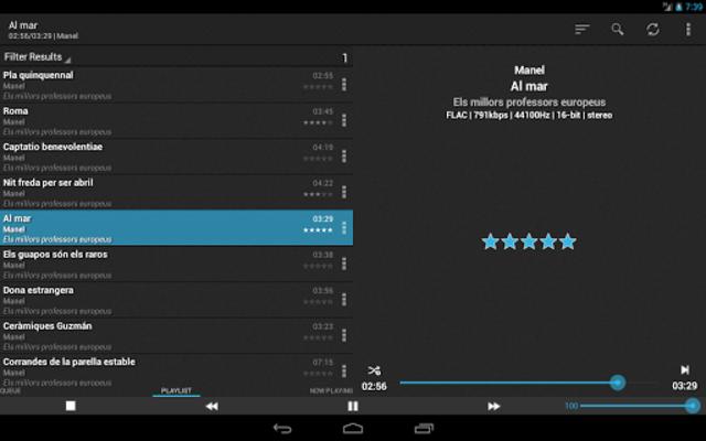 foobar2000 controller PRO screenshot 9