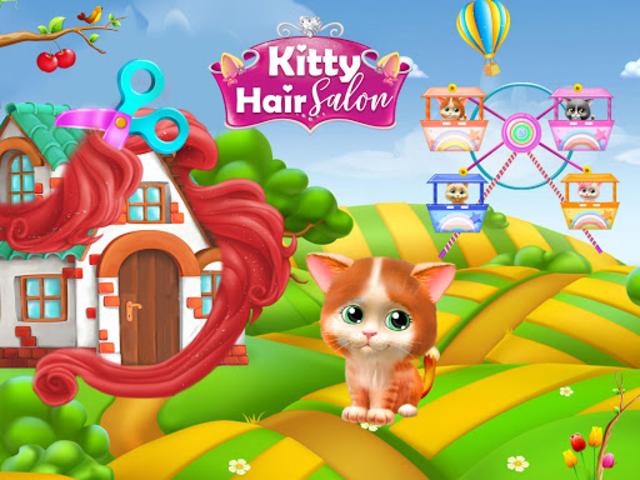Pet Kitty Hair Salon Hairstyle Makeover screenshot 15