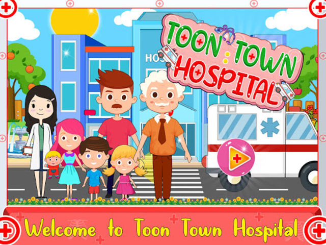 Toon Town: Hospital screenshot 1