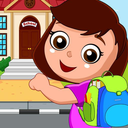 Icon for Toon Town: School
