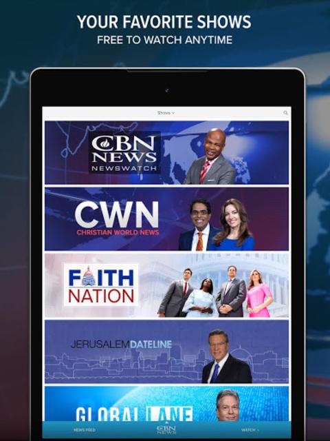 CBN News - Balanced Reporting & Breaking Headlines screenshot 11