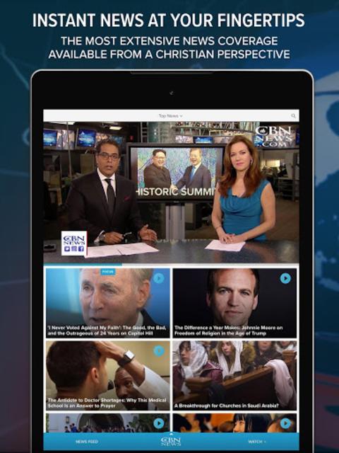 CBN News - Balanced Reporting & Breaking Headlines screenshot 15