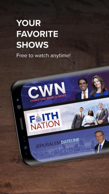 CBN News - Balanced Reporting & Breaking Headlines screenshot 2