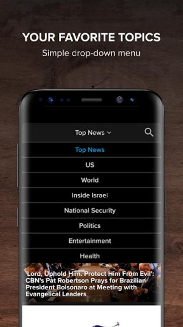 CBN News - Balanced Reporting & Breaking Headlines screenshot 8