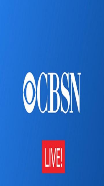 CBSN News Live stream screenshot 1
