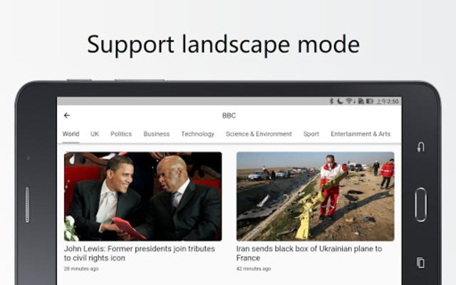 World News - International News & Newspaper screenshot 2