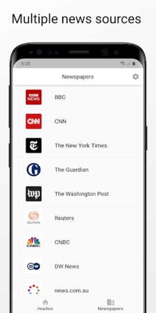 World News - International News & Newspaper screenshot 3