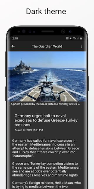 World News - International News & Newspaper screenshot 8