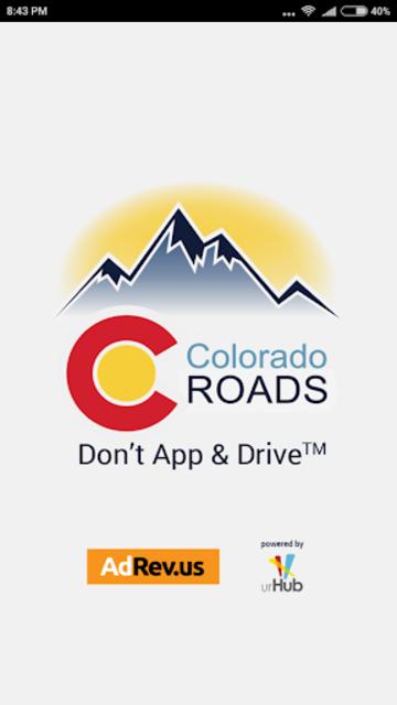 Colorado Roads screenshot 1