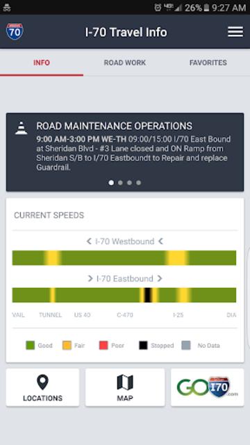 Colorado Roads screenshot 2
