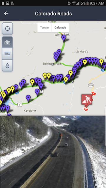 Colorado Roads screenshot 4