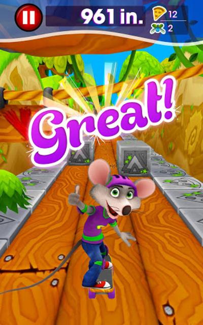 Chuck E.'s Skate Universe screenshot 2