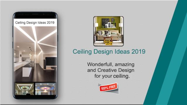 Ceiling Design Ideas 2019 screenshot 1