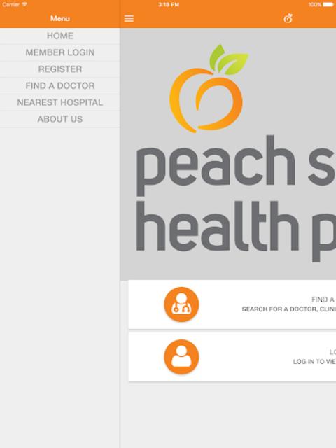 Peach State Health Plan screenshot 7