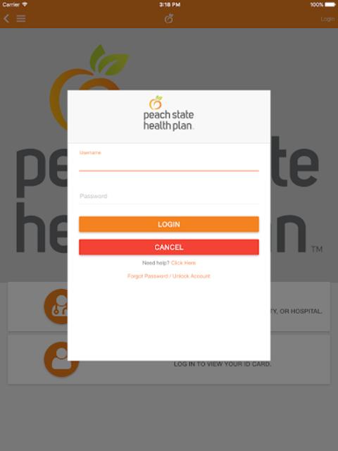 Peach State Health Plan screenshot 9