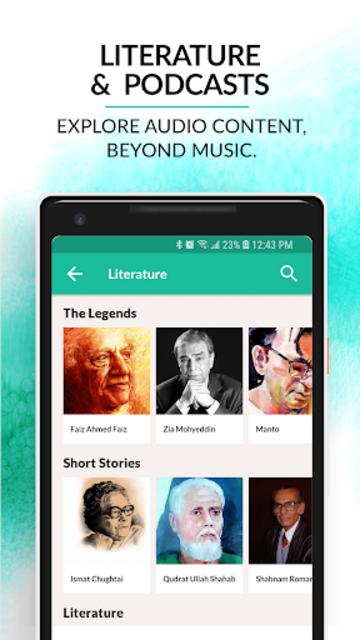 Patari: listen and download Pakistani music FREE screenshot 4