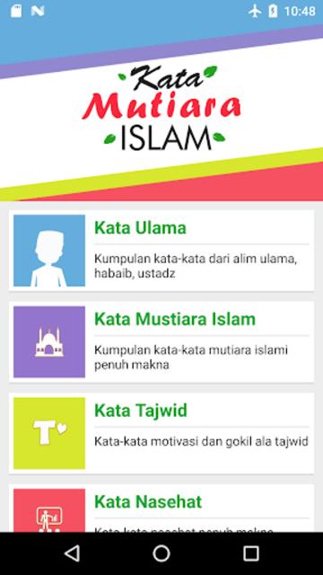 About Kata Mutiara Islam Google Play Version Kata