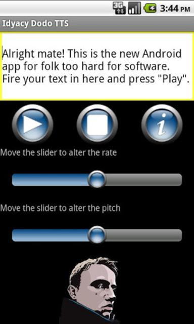 Idyacy Dodo Glasgow Text to Speech Voice screenshot 2