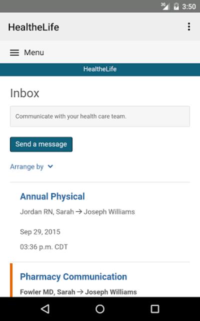 HealtheLife screenshot 13