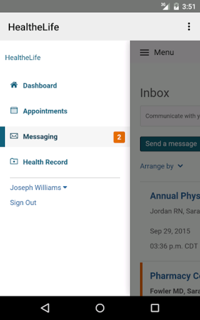 HealtheLife screenshot 14