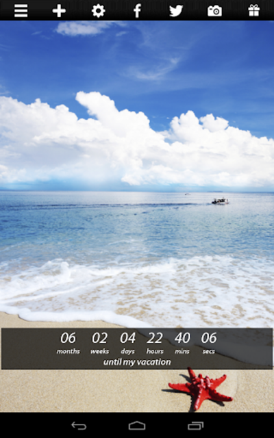 Countdown Widget screenshot 16