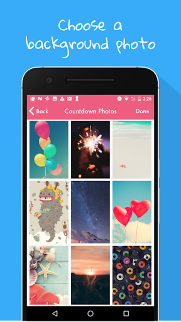 Countdown Widget screenshot 3