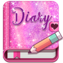 Icon for Pink Glitter Secret Diary