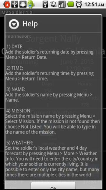 My Soldier screenshot 5