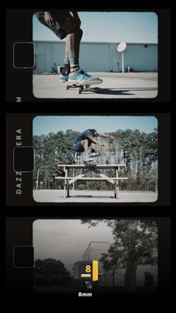 Vintage Camera - Dazz screenshot 2