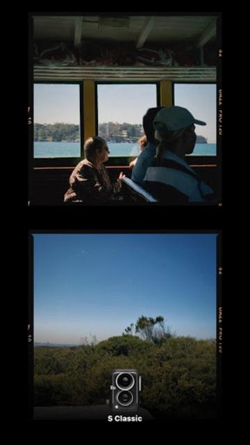 Vintage Camera - Dazz screenshot 4