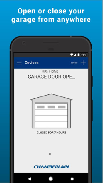 MyQ Smart Garage Control screenshot 1