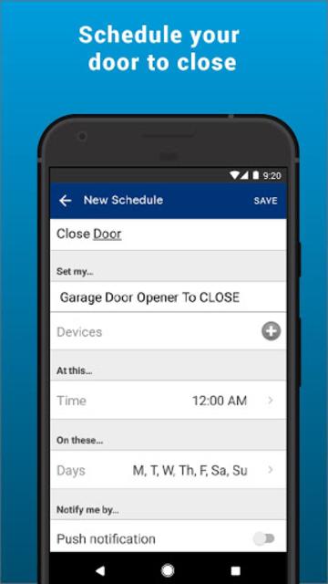 MyQ Smart Garage Control screenshot 2