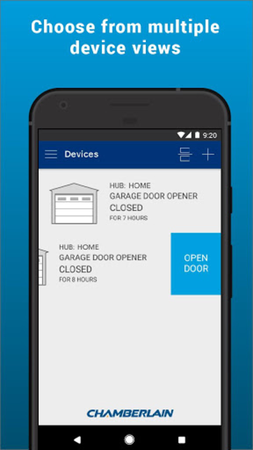 MyQ Smart Garage Control screenshot 4