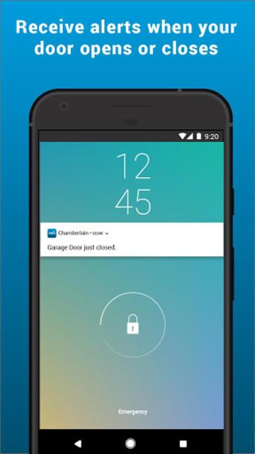 MyQ Smart Garage Control screenshot 5