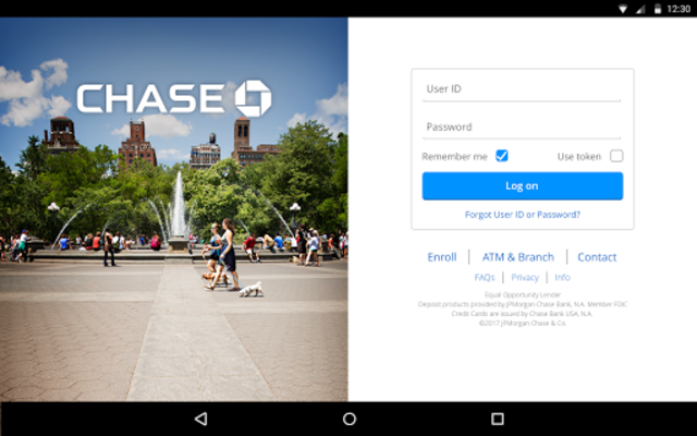 About: Chase Mobile (Google Play version) | Chase Mobile