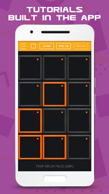 Trap Drum Pads Guru screenshot 3