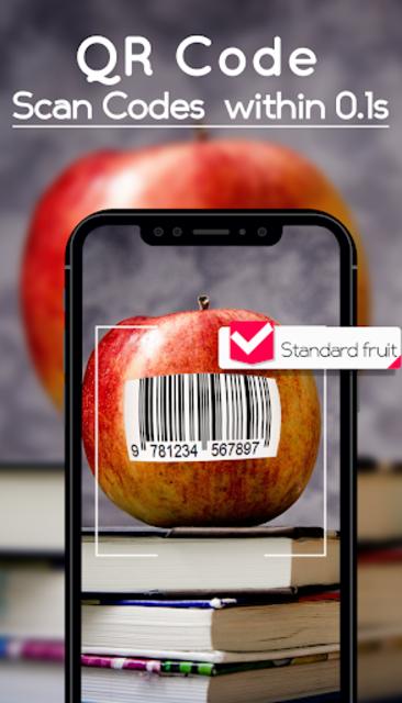 Digital Barcode Reader: QR Code Scanner 2019 screenshot 4