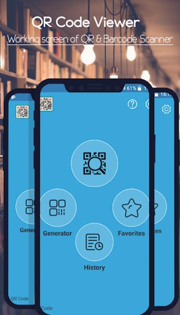 Digital Barcode Reader: QR Code Scanner 2019 screenshot 5
