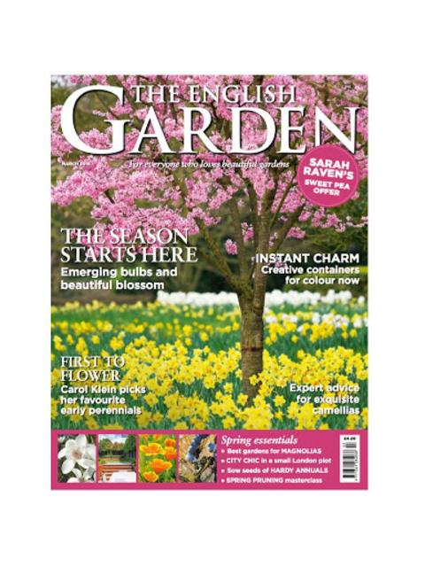 The English Garden Magazine screenshot 1