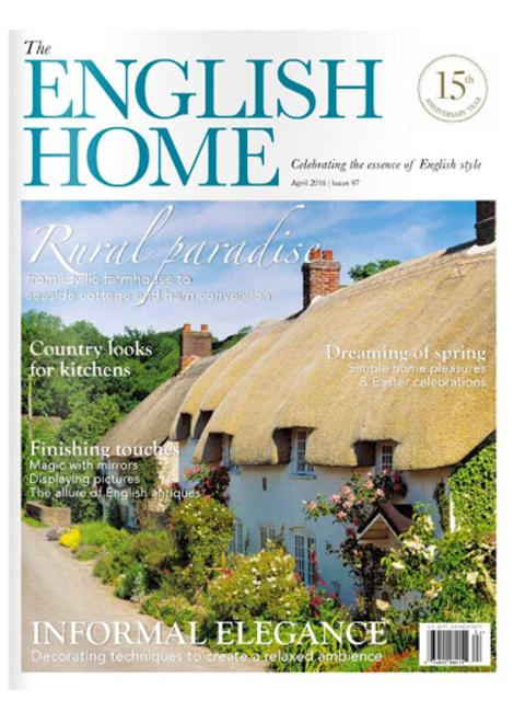 The English Home Magazine screenshot 1