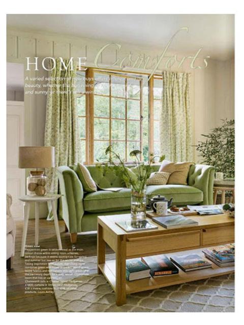 The English Home Magazine screenshot 2