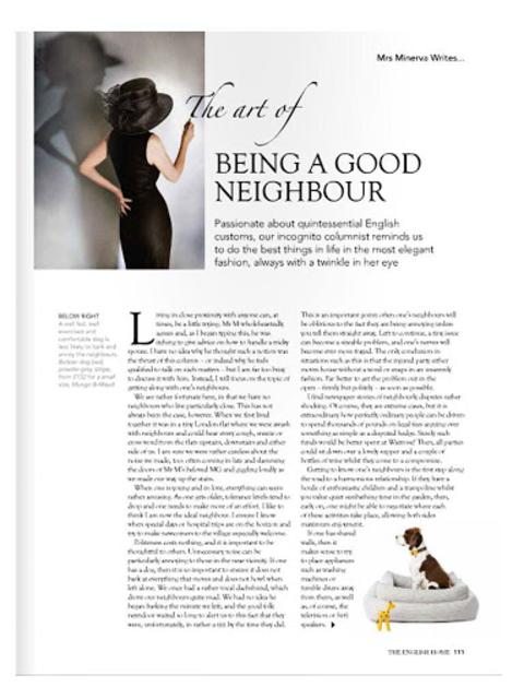 The English Home Magazine screenshot 3