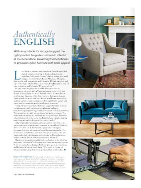 The English Home Magazine screenshot 5