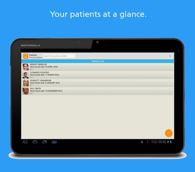Cusp Dental Clinic Software screenshot 11
