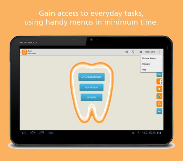 Cusp Dental Clinic Software screenshot 12