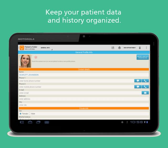 Cusp Dental Clinic Software screenshot 13