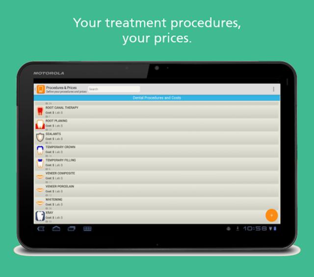 Cusp Dental Clinic Software screenshot 15