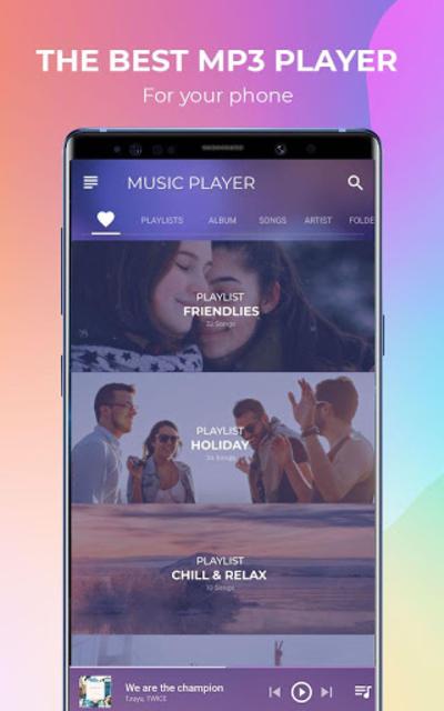 HIP Music: Music Player – Music Equalizer screenshot 6