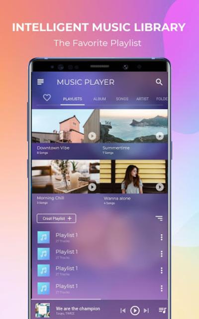 HIP Music: Music Player – Music Equalizer screenshot 15