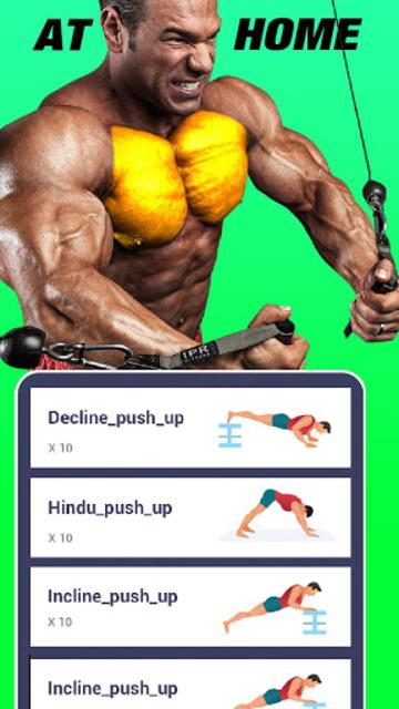 Chest Reshape-Beginner,Intermediate,Advanced screenshot 5